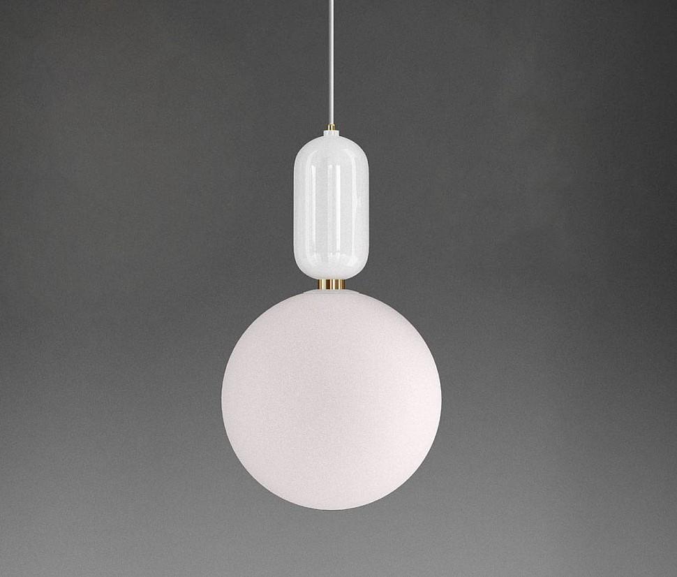 Реплика подвесного светильника Parachilna Aballs