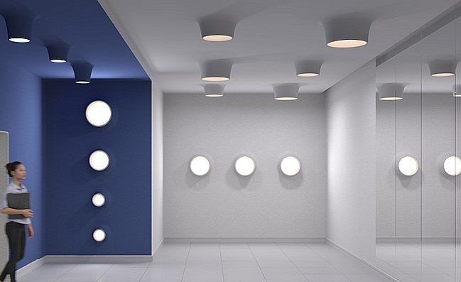Гипсовые светильники для потолка