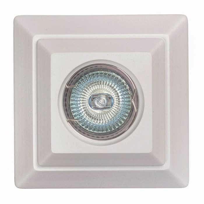 Гипсовый светильник для потолка