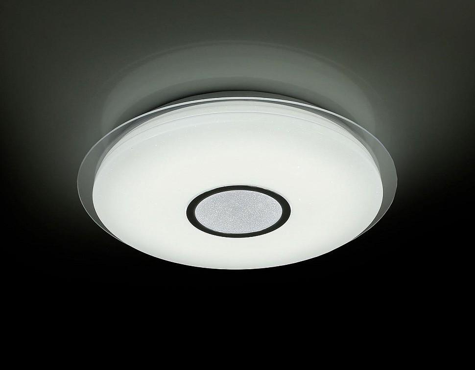 Светодиодный светильник с подсветкой