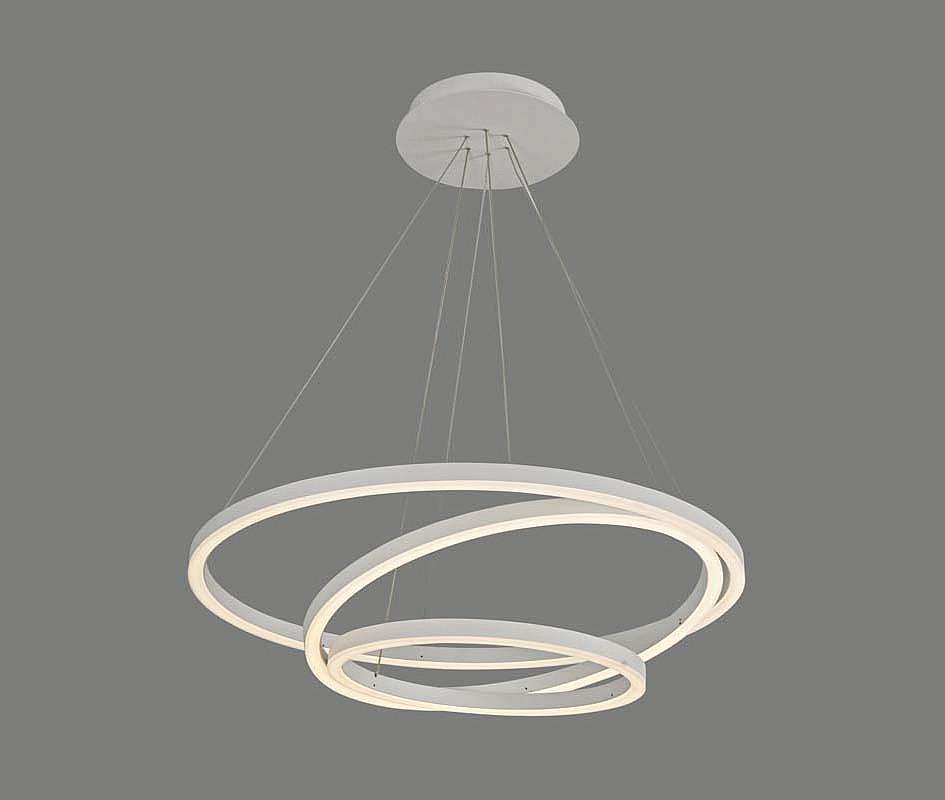 Светодиодный светильник кольца
