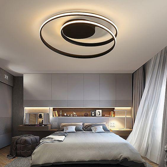 Дизайнерские светодиодные люстры