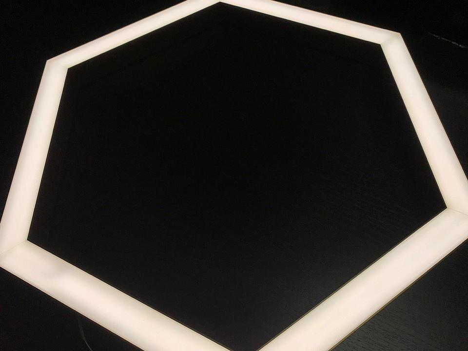 Офисный светодиодный светильник