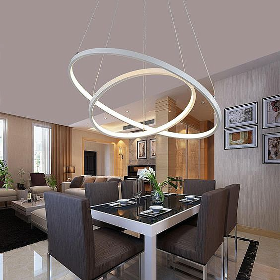 Светильник LED круг