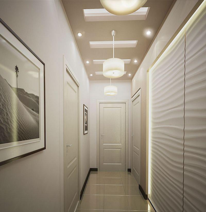 Подсветка в коридоре