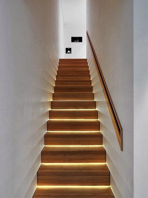 Купить подсветку для лестницы в интернет-магазине