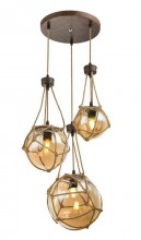 Globo Lighting · Tiko · 15859-3H