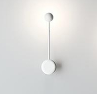 Vibia · Pin Wall Light White · 1690