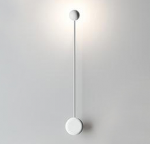 Vibia · Pin Wall Light White · 1692