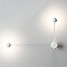 Vibia · Pin Wall Light White · 1694