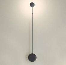 Vibia · Pin Wall Light Black · 1692