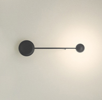 Vibia · Pin Wall Light Black · 1690
