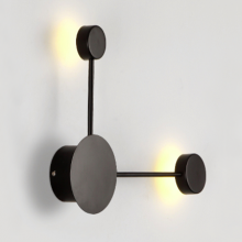 Vibia · Pin Wall Light Black · 2